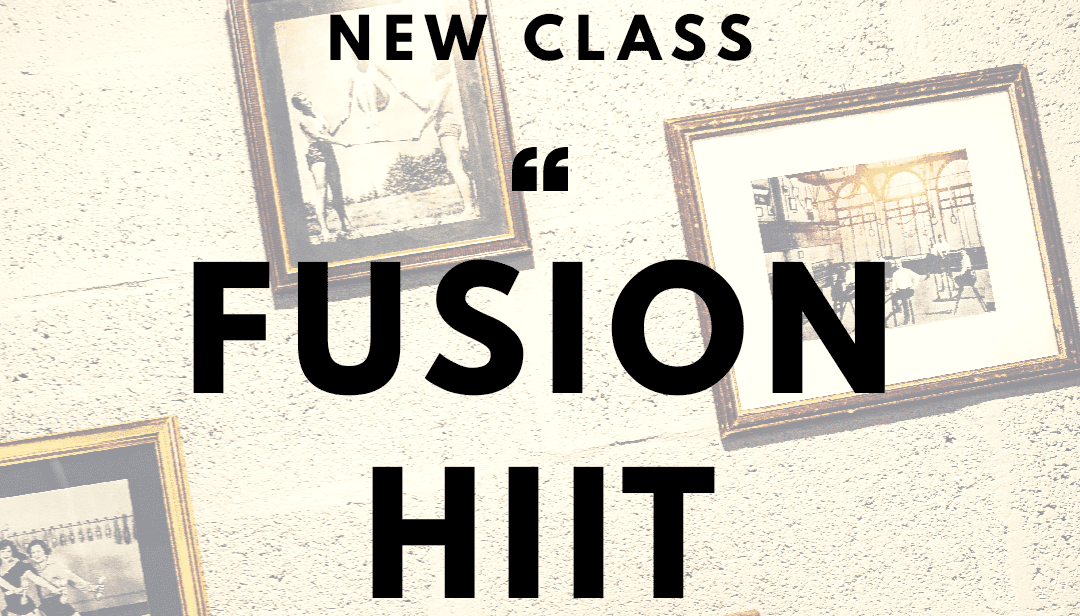 Fusion HIIT